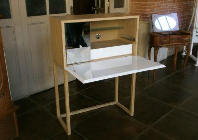 Secrétaire en bois design