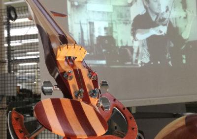 Le violon électrique