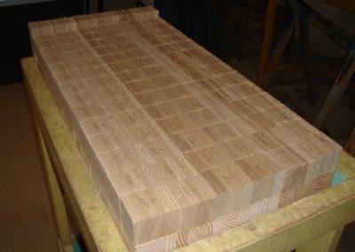 Les carrelets en bois